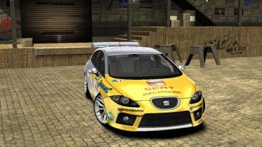 SEAT Leon Cupra BTCC