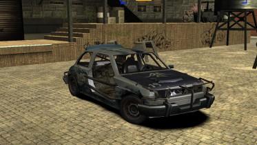 Renault LeCar [Chili]