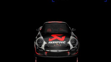 Porsche 911 GT2 RS Advan