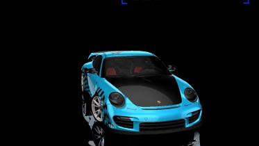 Porsche 911 GT2 RS Wimmer