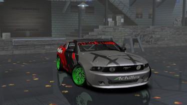 Ford Mustang GT Formula Drift
