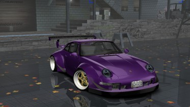 Porsche 911 [993] Carrera S RWB