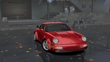 Porsche 911 3.3 Turbo [964]