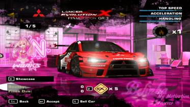 2015 Mitsubishi Lancer Evo Final Edition GR.3