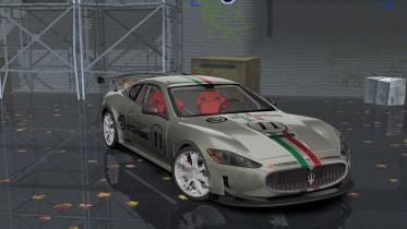 Maserati GranTurismo S Race