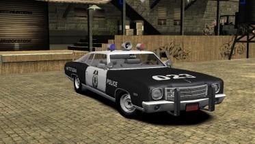 Chevrolet Monte Carlo Police