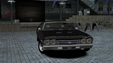 Chevrolet Chevelle SC 427