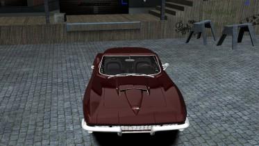 Chevrolet Corvette Stingray 427