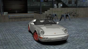Porsche 911 (964) Carrera 2 Speedster