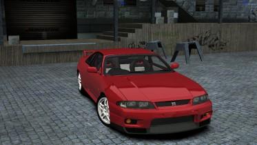 Nissan Skyline GT-R R33 V-Spec