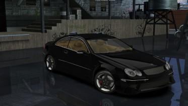 Mercedes-Benz CLK L8 BRABUS