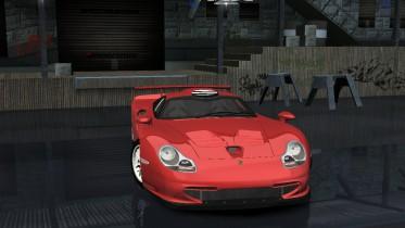 Porsche 911 GT1 [996] Street-version