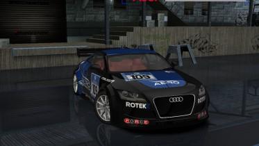 Audi TTs GT3
