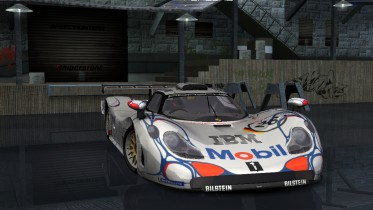 Porsche 911 GT1 [996] Race Version