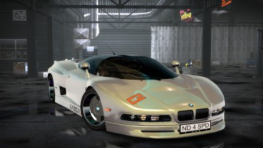 BMW Nazca C2  (NFS 3: Hot Pursuit. legend cars series)
