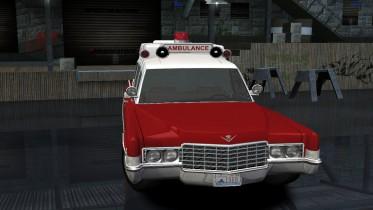 Cadillac Superior Rescuer