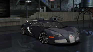 Bugatti Veyron EB16.4 Personnalisation Lauteur