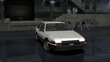 Toyota Corolla AE86 Sprinter Trueno