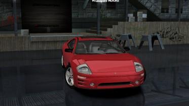Mitsubishi Eclipse GTS