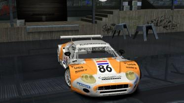 Spyker C8 Spyder GT2-R