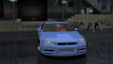 Nissan Skyline R34 GT-R Nismo