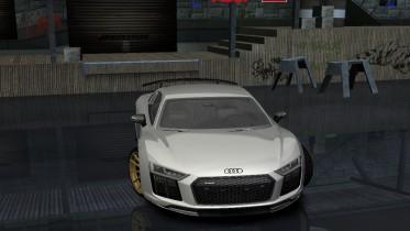 Audi R8 V10 Vorsteiner
