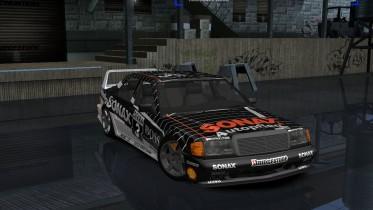 Mercedes-Benz 190E 2.5-16 Evo 2 DTM