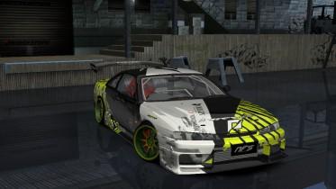 Nissan Silvia 200SX S14A Team NFS