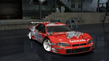 Nissan Skyline GT-R JGTC