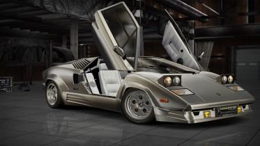 Lamborghini Countach 25th Anniversary (NFS 3: Hot Pursuit legend cars series by Alex.Ka.)