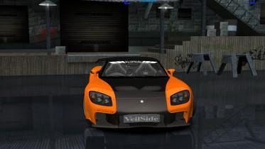 Mazda RX-7 VeilSide Fortune
