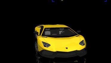 Lamborghini Aventador 50th Anniversario Lp720-4