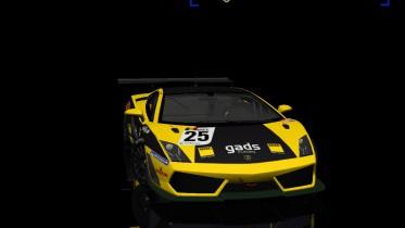 Lamborghini Gallardo GT3 Lp560-4