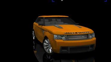 Land Rover Range Rover Stormer Concept