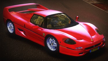 Ferrari F50  (NFS 2 legend cars series by Alex.Ka.)