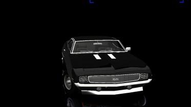 Chevrolet Camaro SS Coupe 396