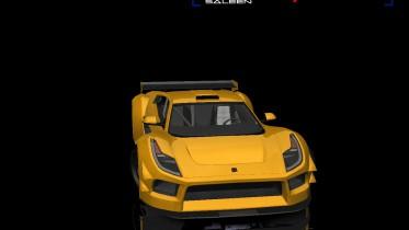 Saleen S5S Raptor LM Concept