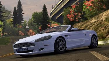 Aston Martin DB9 Volante Custom