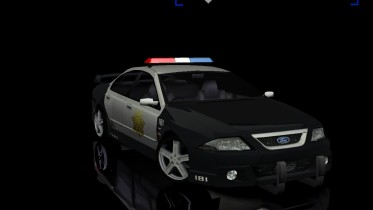 Ford TS50 Pursuit