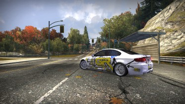 BMW Ray Krieger M3 E92