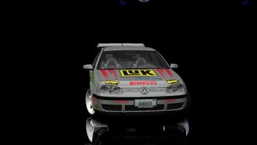 Volkswagen Golf Mk.IV Rally Kit Car