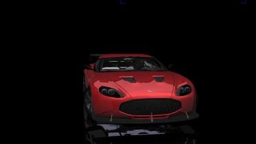 Aston Martin V12 Zagato Villa d'Este