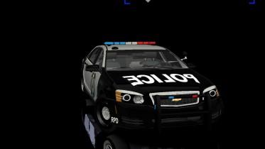 Chevrolet Caprice Police Patrol Vehicle 9C1 [2011-2013]