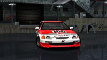 Honda Civic Type-R [EK9] Group A