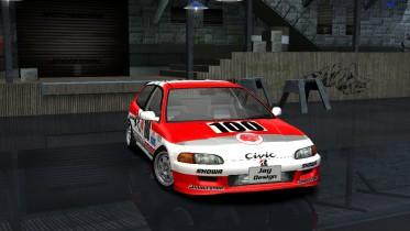 Honda Civic [EG6] Group A
