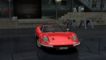 Ferrari 246 Dino GTS Convertible