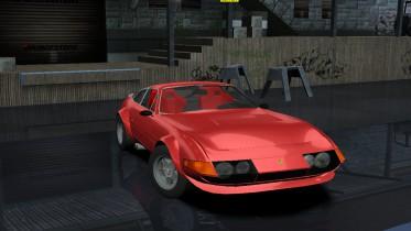 Ferrari Daytona 365 GTB/4 Competizione
