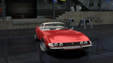 Ferrari Daytona 365 GTB/4 Pininfarina Coupe Speciale