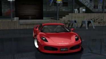 Ferrari F430 Scuderia LibertyWalk