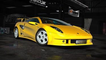 Lamborghini Cala Italdesign 1995